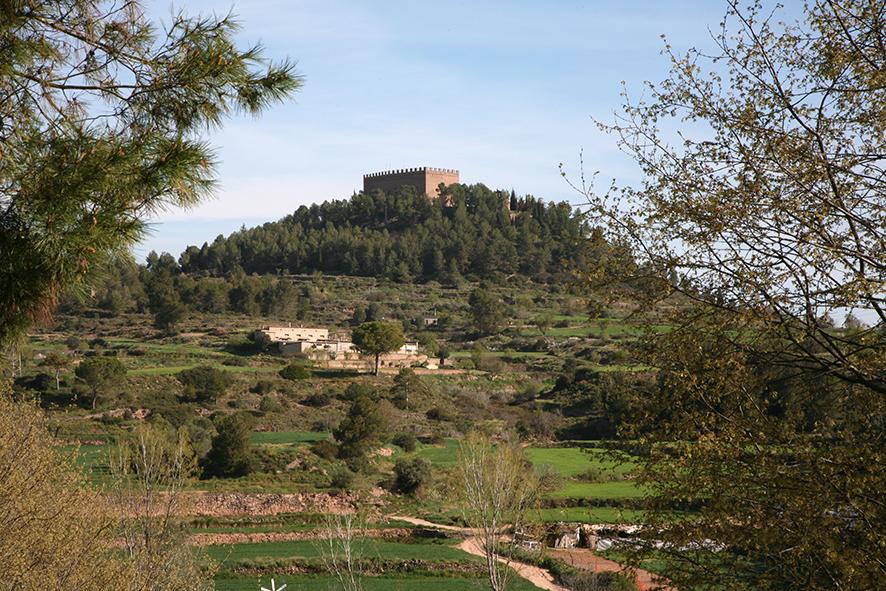 Castell de Balsareny                    © Imatge Jordi Bastart