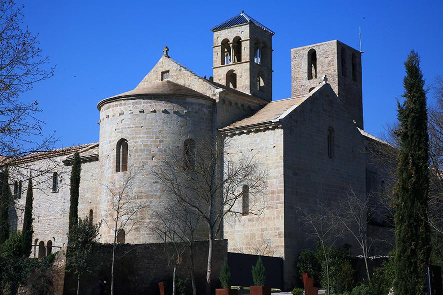 Sant Benet de Bages                    © Imatge Jordi Bastart