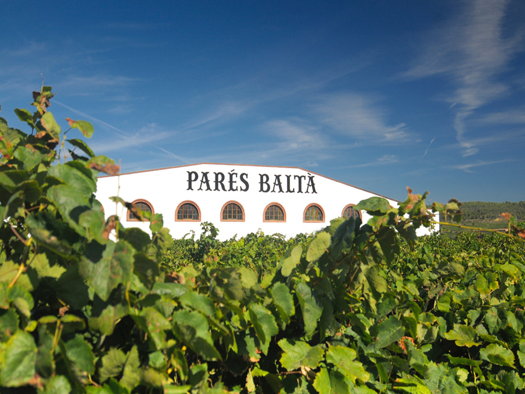Parés Baltà winery