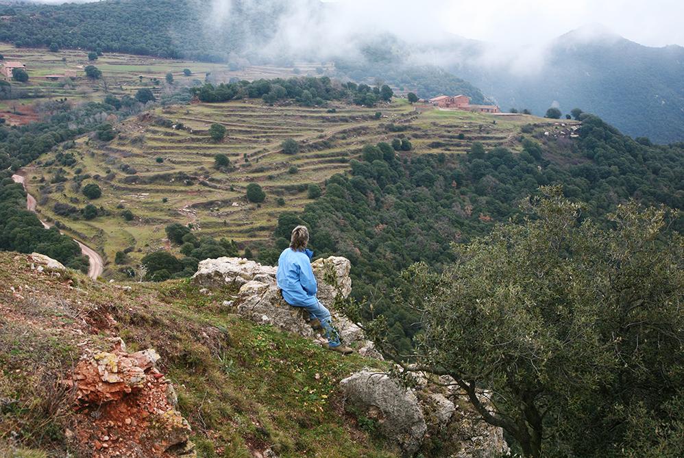 Vista des del Tagamanent                      © Imatge Jordi Bastart
