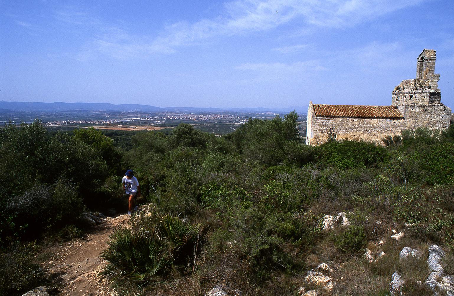 Sant Miquel d'Olèrdola© Imatge Jordi Bastart
