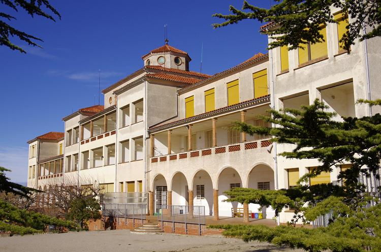 Sanatori de Puigdolena.© Imatge ACNA, S.L.