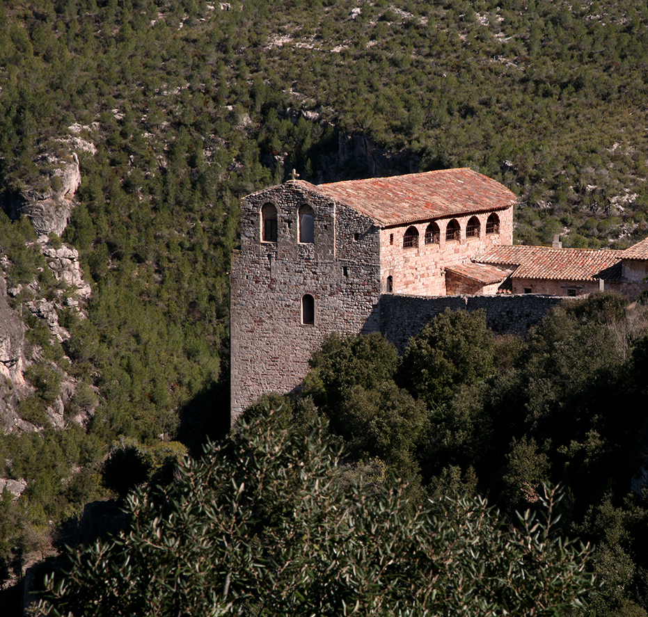Castell de Mediona© Imatge Jordi Bastart