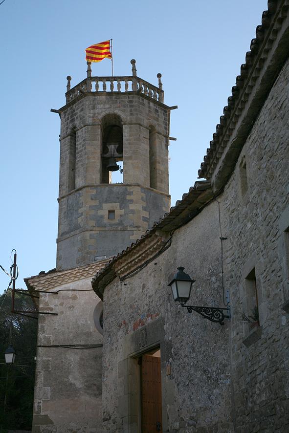 Sant Quirze Safaja                      © Imatge Jordi Bastart