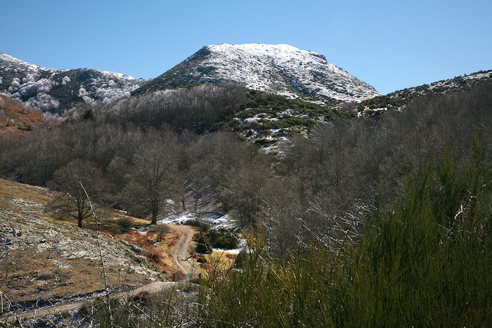 Vorejant el Matagalls                      © Imatge Jordi Bastart