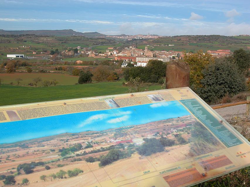 Prats de Rei des de la Torre Manresana                      © Imatge Jordi Bastart