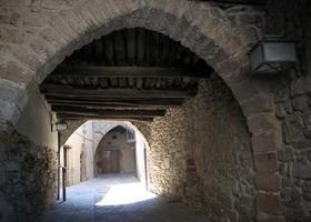 Súria. núcleo antiguo